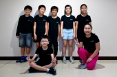 P6 eduKate Students at Tampines Tuition Centre goes to Climb Central for eduKate Holistic Programme