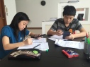 Secondary Math Lesson doing past year papers