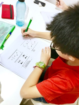 Science students are taught to think like a scientist in our Science tuition. To be a scientist and then think logically to get through the questions that are presented in their Examinations.