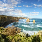 the 12 Apostles, Vic, Melbourne by Yuet Ling