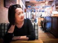 Tutor Yuet Ling at St Kilda's, Melbourne, Australia