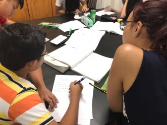Tutors check constantly on students to make sure they are good at what they do. Small group Maths tuition are perfect for that.